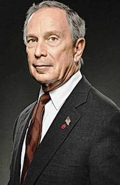 4. Michael Bloomberg Top 10 Richest Politicians in 2012