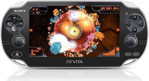 4. OLED Screen Top 10 New Features in PS Vita   Specs
