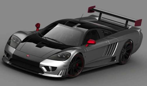 4. Saleen S7 Twin Turbo Top 10 Fastest Cars   2012
