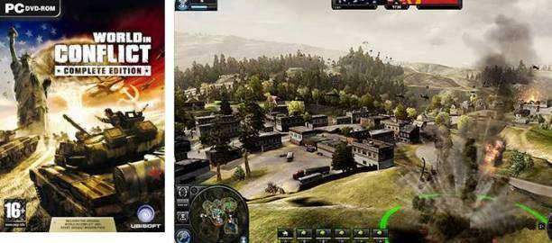 4. World in Conflict Top 10 Best Real Time Strategy Games in 2012