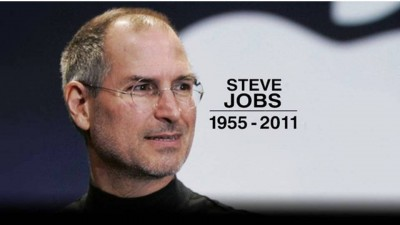 5. Death of Steve Jobs e1327462631352 10 Most Devastating Moments of 2011 – 2012