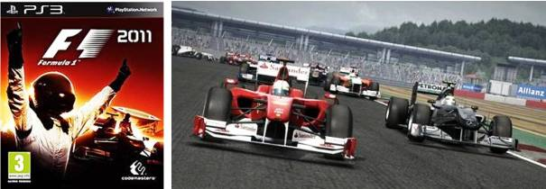5. F1 2011 Top 10 Best Car Racing Games 2012