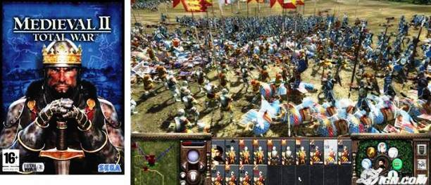 5. Medieval II Total War Top 10 Best Real Time Strategy Games in 2012
