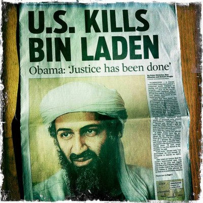 6. Bin Laden's Death e1327462604705 10 Most Devastating Moments of 2011 – 2012