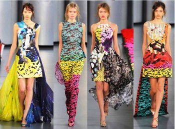 6. Dresses in Prints e1325867781487 Top 10 Best Valentine's Day Dress Ideas for Women in 2012