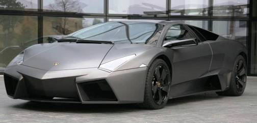 6. Lamborghini Reventon Top 10 Most Expensive Cars   2012