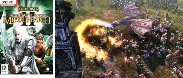 6. Lord of the Rings Battle for Middle earth II Top 10 Best Real Time Strategy Games in 2012