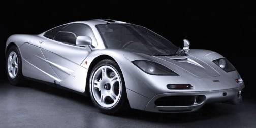 6. McLaren F1 Top 10 Fastest Cars   2012