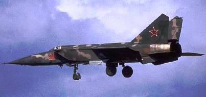 6. MiG 25 Top 10 Fastest Aircraft in 2012