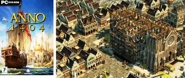 7. Anno 1404 Top 10 Best Real Time Strategy Games in 2012