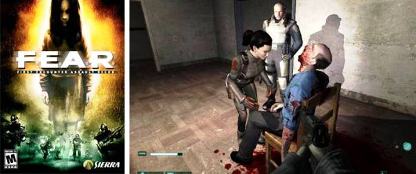 7. F.E.A.R Top 10 Best First Person Shooter Games in 2012