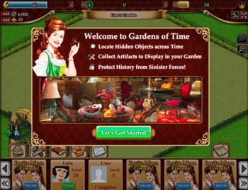7. Gardens of Time e1326370030831 Top 10 Best Facebook Games in 2012