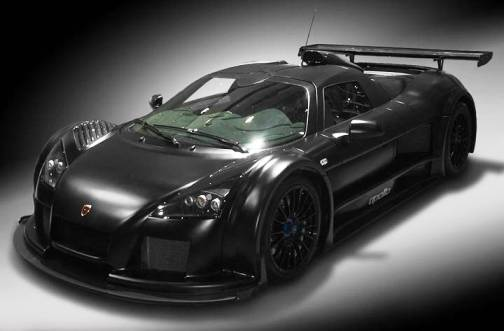 7. Gumpert Apollo Top 10 Fastest Cars   2012