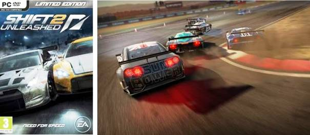 7. Need for Speed Shift 2 Unleashed Top 10 Best Car Racing Games 2012
