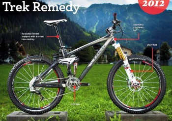 7. Trek Remedy 9.9 e1327477925834 Top 10 Most Expensive Bicycles