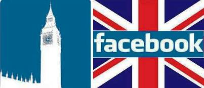 7. United Kingdom Top 10 Countries With Most Facebook Users in 2012