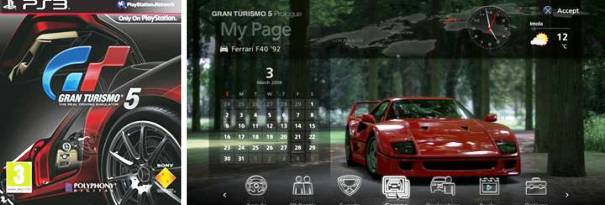 8. Gran Turismo 5 Top 10 Best Car Racing Games   2012