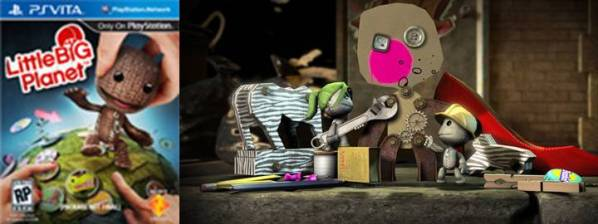 8. Little Big Planet Top 10 Best PlayStation Vita Games