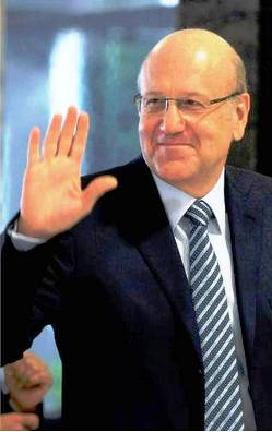 8. Najib Mikati Top 10 Richest Politicians in 2012