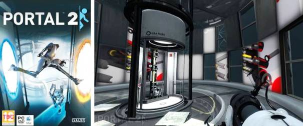 8. Portal 2 Top 10 Best First Person Shooter Games in 2012
