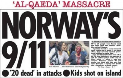 8. The Norwegian Very Own 911 e1327462544760 10 Most Devastating Moments of 2011 – 2012