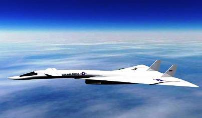 8. XB 70 Top 10 Fastest Aircraft in 2012