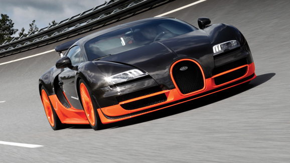 Bugatti Veyron Supersport Top 10 Most Expensive Cars   2012