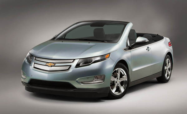 Chevrolet Volt 2012 Top 10 Most Fuel Efficient Cars   2012