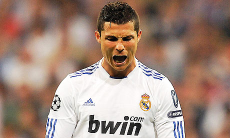Cristiano Ronaldo Top 10 Best Soccer Players in 2012