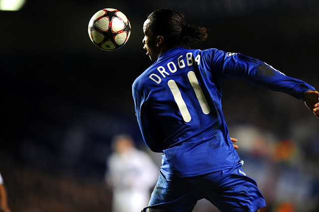 Drogba Top 10 Best Soccer Players in 2012
