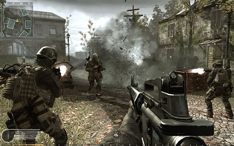 FPS Top 10 Best First Person Shooter Games in 2012