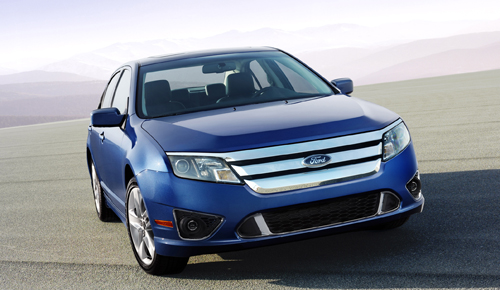 Ford Fusion Hybrid 2012 Top 10 Most Fuel Efficient Cars   2012