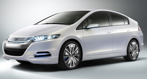 Honda Insight 2012 Top 10 Most Fuel Efficient Cars   2012