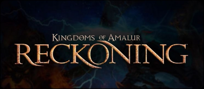 Kingdoms of Amalur – Reckoning 2012 Top 10 Best Games Releasing in 2012