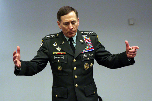 Military General Top 10 Most Stressful Jobs of 2012