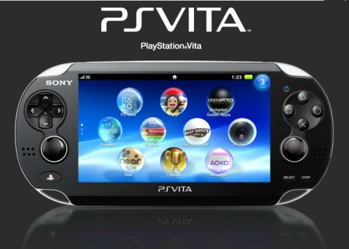 PS Vita Top 10 New Features in PS Vita   Specs