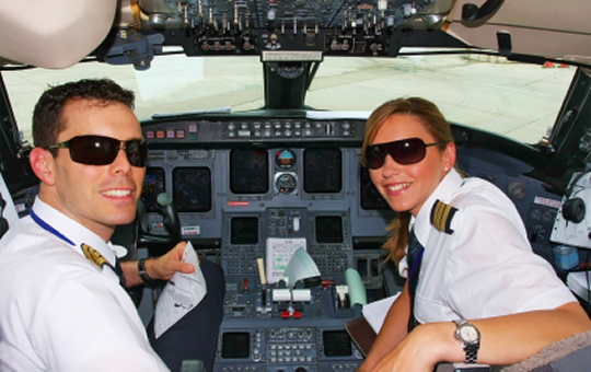Pilot Top 10 Most Stressful Jobs of 2012