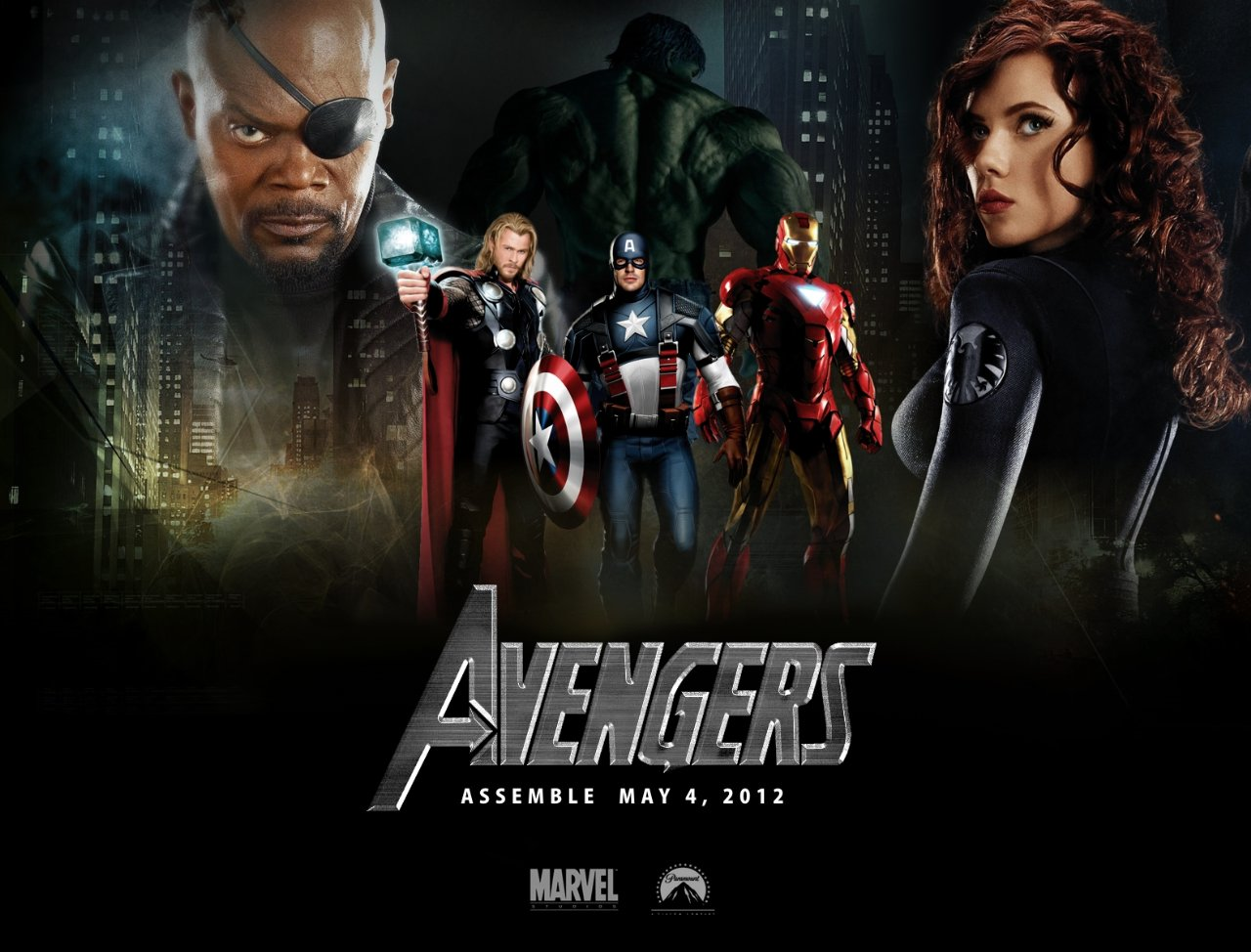 The Avengers Movie Top 10 Most Anticipated Movie Sequels of 2012