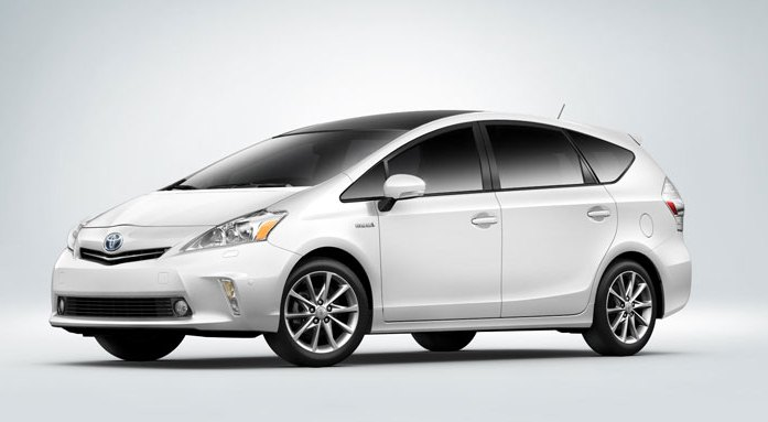 Toyota Prius 2012 Top 10 Most Fuel Efficient Cars   2012