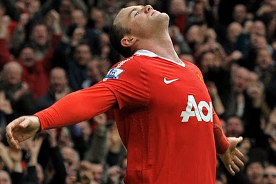 Wayne Rooney Top 10 Best Soccer Players in 2012