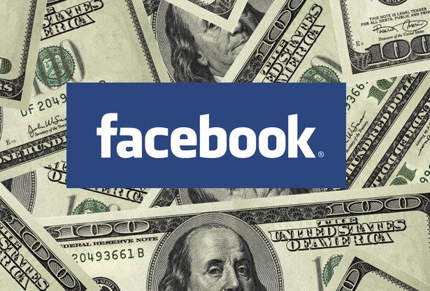 facebook money Top 10 Best Small Business Ideas For 2012
