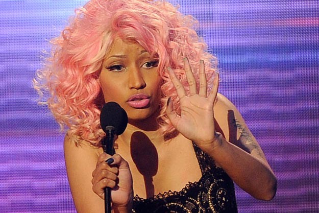 nicki minaj 2012 Top 10 Most Popular Females Singers in 2012