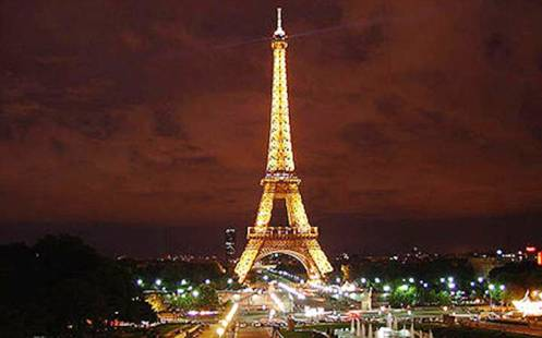 1. Paris France 10 Places to Go On Valentines Day 2012