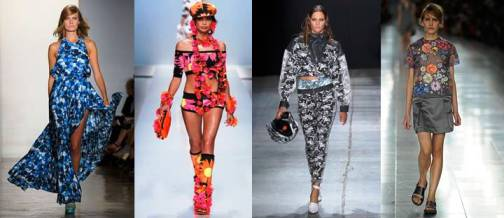10. Flower Power Top 10 New York Fashion Week Spring 2012 Trends 