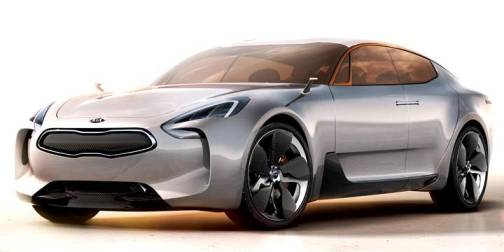 10. Kia GT Top 10 Concept Cars of 2012