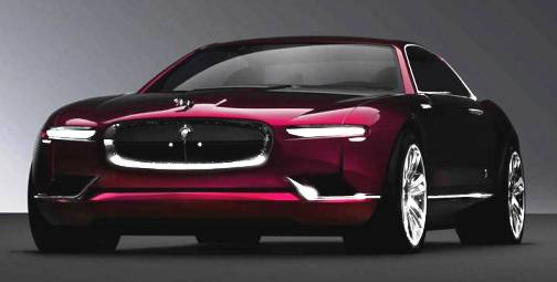 2. Bertone Jaguar B99 Top 10 Concept Cars of 2012