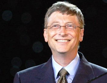 2. The Dropped Out – Mr. Bill Gates e1330098296122 Top 10 Richest People in the World   2012