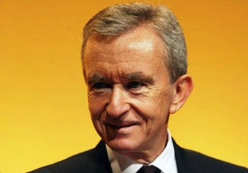 4. An Eye For Bernard Arnault e1330098247102 Top 10 Richest People in the World   2012