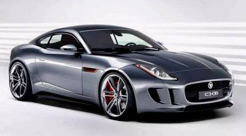 5. Jaguar C X16 Top 10 Concept Cars of 2012