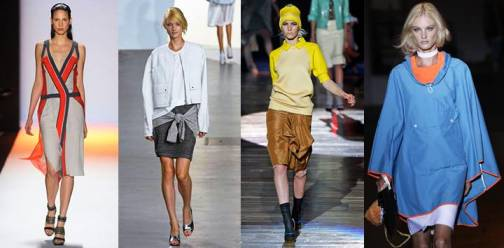 5. Sport Couture Top 10 New York Fashion Week Spring 2012 Trends 